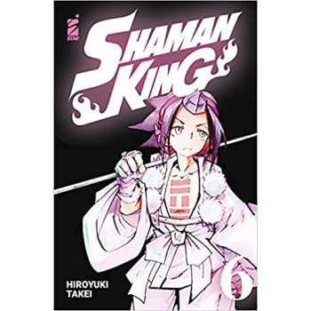 SHAMAN KING FINAL EDITION 6 EDIZIONI STAR COMICS FUMETTI MANGA