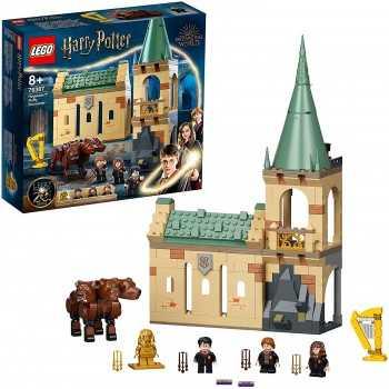 LEGO HARRY POTTER 76387 - HOGWARTS: INCONTRO CON FUFFI LEGO LEGO
