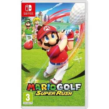 Mario Golf: Super Rush...