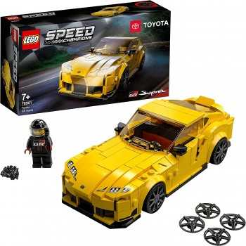 LEGO SPEED CHAMPIONS 76901 - TOYOTA GR SUPRA LEGO LEGO