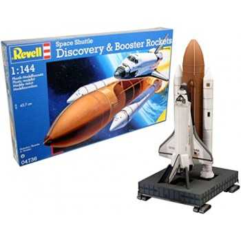 Space Shuttle Discovery +...