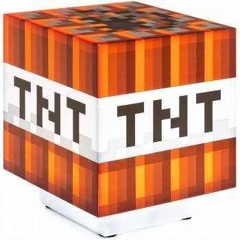 MINECRAFT LAMPADA TNT (con...