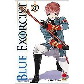 BLUE EXORCIST 20