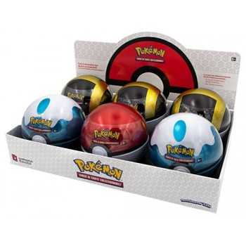 Pokemon Tin Poke Ball 2020 GIOCHI DI SOCIETA'