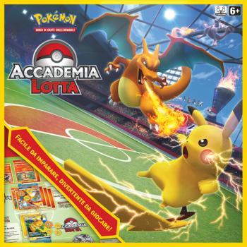 Pokemon Accademia Lotta (IT) GIOCHI DI SOCIETA'
