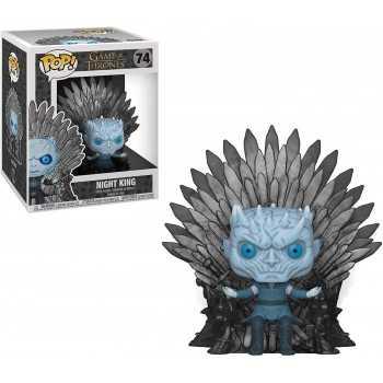 Game of Thrones Re della notte sul trono Pop! 74 (Pop!) FUNKO POP! FUNKO POP!