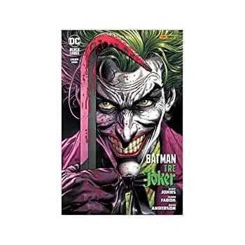 BATMAN:TRE JOKER 1