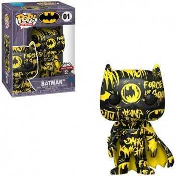 Dc Comics - 01 Batman Art Series 9Cm (Special Edition) (Pop!) FUNKO POP! FUNKO POP!