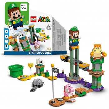 71387 Avventure di Luigi - Starter Pack (LEGO) LEGO LEGO