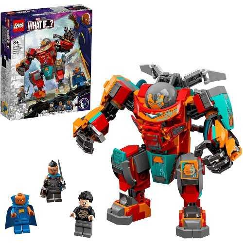 76194 MARVEL IRON MAN SAKAARIANO DI TONY STARK LEGO LEGO LEGO