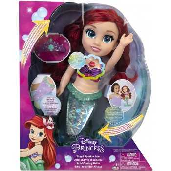 DP SING AND SPARKLE ARIEL 2 0 MUSIC ONLY NOPHRASES Jakks Pacific BAMBINA