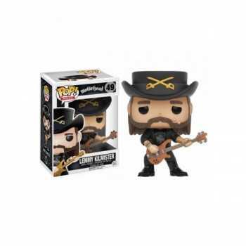 Rock - 49 Motorhead Lemmy Kilmister 9Cm (Pop!) FUNKO POP! FUNKO POP!