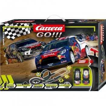 Super Rally Carrera CARRERA RADIOCOMANDI