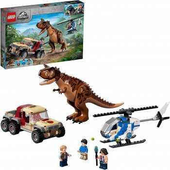 76941 L'inseguimento del dinosauro Carnotaurus (LEGO) LEGO LEGO