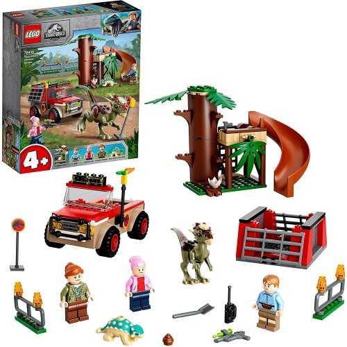 76939 La fuga del dinosauro Stygimoloch (LEGO) LEGO LEGO