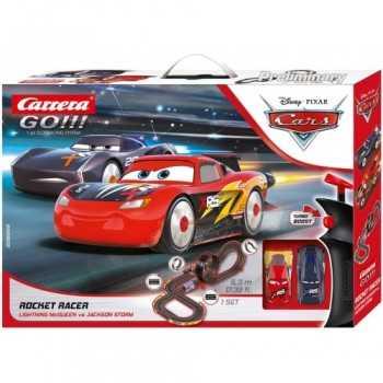 Disney·Pixar Cars - Rocket Racer CARRERA RADIOCOMANDI