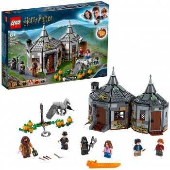 75947 La Capanna di Hagrid:...
