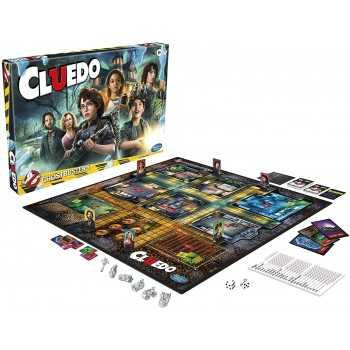 GHOSTBUSTERS CLUEDO