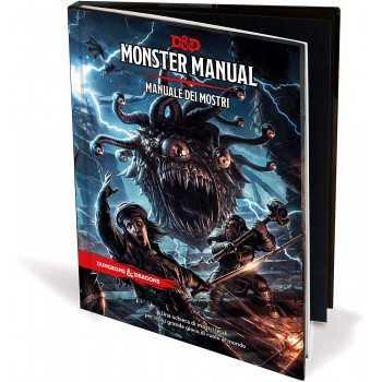 D&D 5a Ed. - Manuale dei...