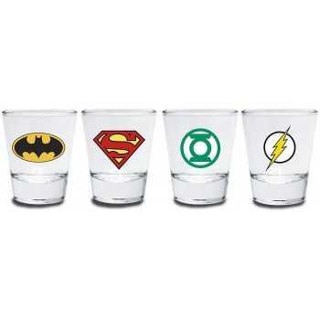 DC COMICS - Shot Glass...