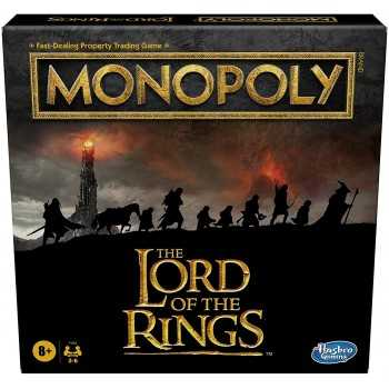MONOPOLY LORD OF THE RINGS...
