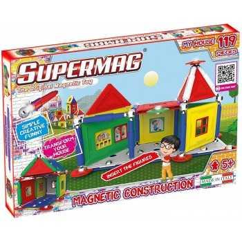 SUPERMAG House 119 pcs