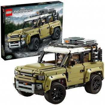 42110 TECHNIC Land Rover...