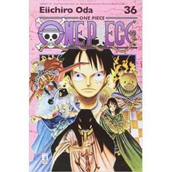 ONE PIECE - 36