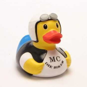 Biker Duck - design by LILALU ACQUATICO