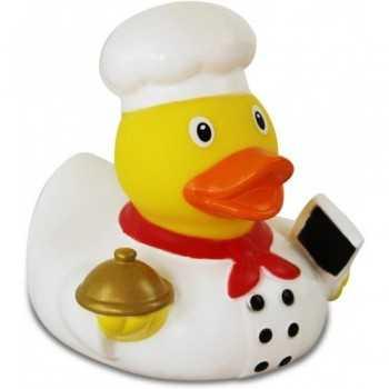 Chef Duck - design by LILALU ACQUATICO