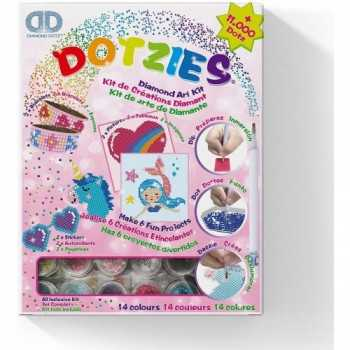 DIAMOND DOTZ - DOTZIES CREATIVI