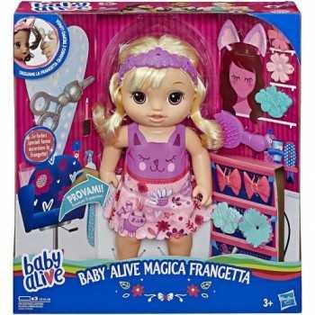 BABY ALIVE MAGICA FRANGETTA BAMBINA