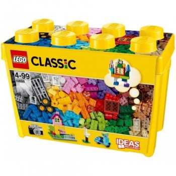10698 LEGO® Scatola mattoncini creativi grande LEGO LEGO