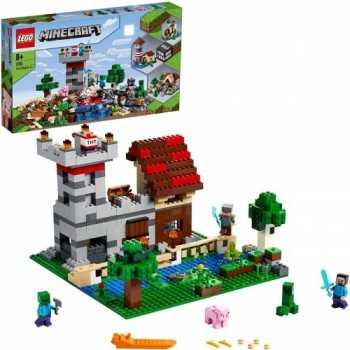 21161 Minecraft Crafting Box 3.0 NEW 06-2020 LEGO LEGO