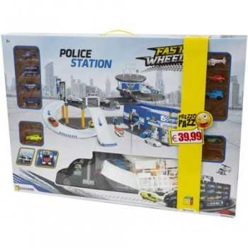 GGI190355 FW POLICE SET GIGANTE GIOCHERIA SPA BAMBINO