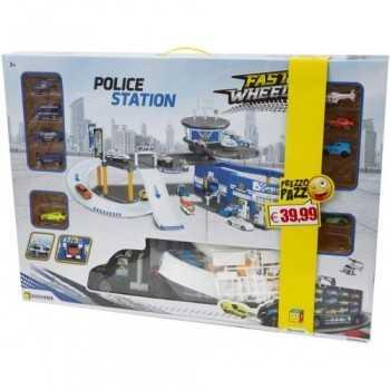 POLICE SET GIGANTE GIOCHERIA SPA BAMBINO