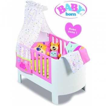 BABY BORN MAGIC BED GIOCHERIA SPA BAMBINA