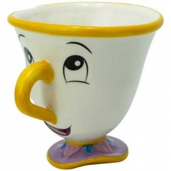 DISNEY - Mug 3D - Beauty and the Beast ABYSTYLE GADGET