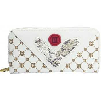 """HARRY POTTER - Zip Purse """"Hedwig"""" ABYSTYLE GADGET"""
