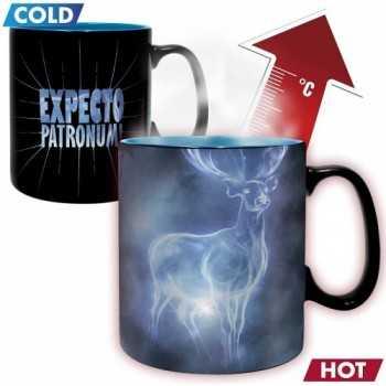 HARRY POTTER - Mug Heat Change - 460 ml - Patronus ABYSTYLE GADGET