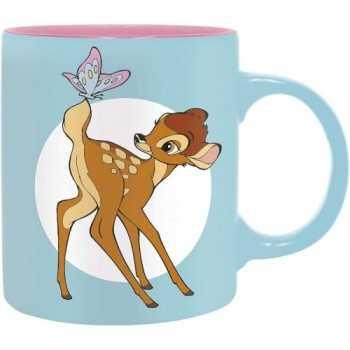 DISNEY - Mug - 320 ml - BAMBI Butterfly ABYSTYLE GADGET