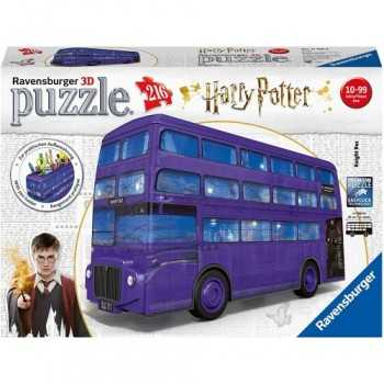 Night Bus Harry Potter216 PUZZLE
