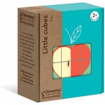 Little Cubes Fruits Clementoni PUZZLE
