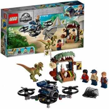 75934 JURASSIC Dilofosauro in fuga LEGO LEGO