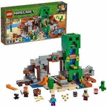 21155 MINECRAFT La Miniera del Creeper LEGO LEGO