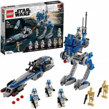 75280 Clone Trooper della Legione 501 NEW 08-2020 LEGO LEGO