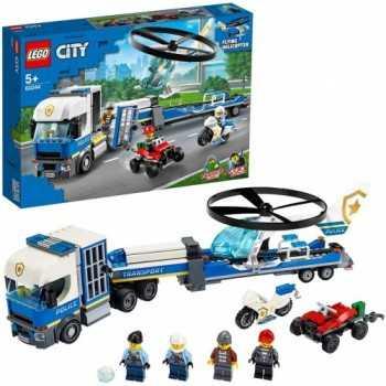 60244 CITY Trasportatore di elicotteri della polizia LEGO LEGO