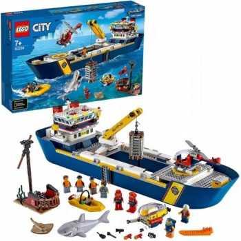 60266 CITY Nave da esplorazione oceanica NEW 07-2020 LEGO LEGO