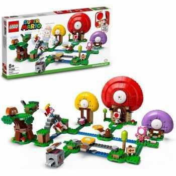 71368 SUPER MARIO La caccia al tesoro di Toad - Pack di Espansione NEW 08-2020 LEGO LEGO